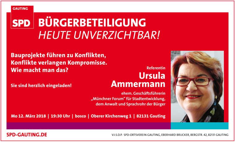 Bürgerbeteiligung – Heute Unverzichtbar!