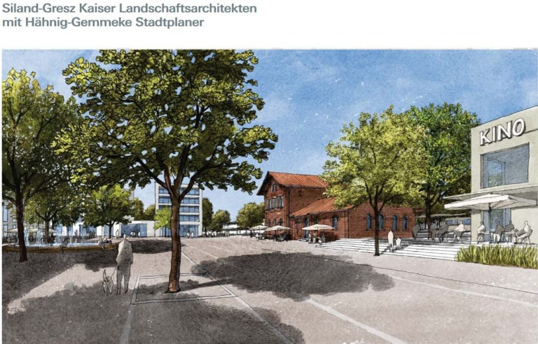 Gauting Bahnhof 2019-09-19 Entwurf Hähnig-Gemmeke