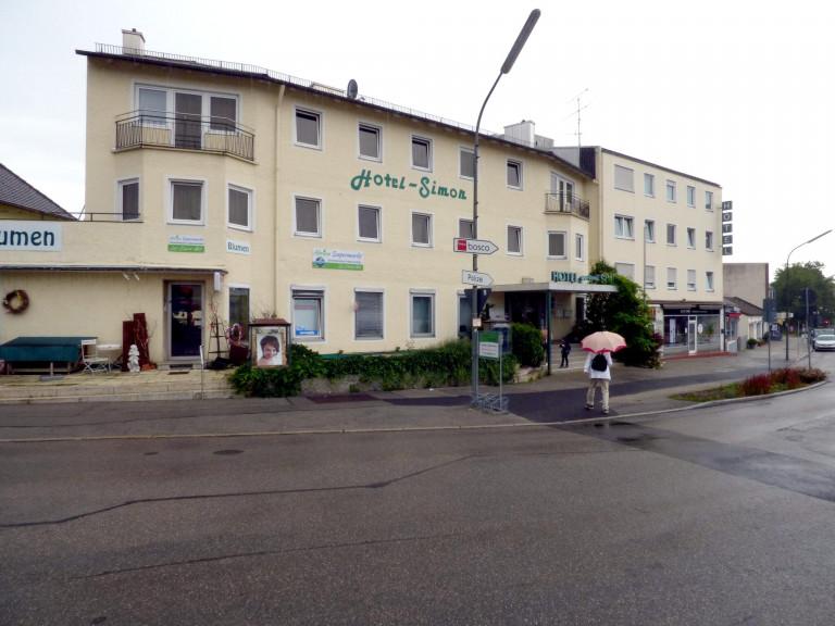 Hotel Simon 2019-08
