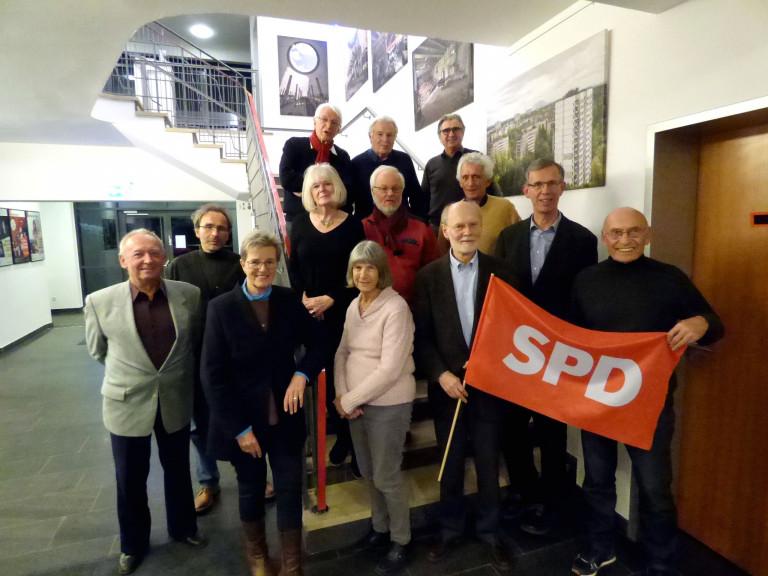 SPD Kandidaten zu Kommunalwahl 2019-12-02